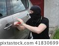thief, car, screw 41830699