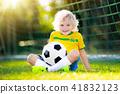soccer, football, ball 41832123