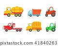 vehicle, trailer, tractor 41840263