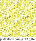 pattern vector seamless 41842362