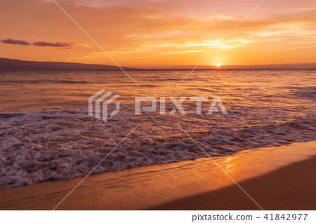 Sunset on Maui 41842977