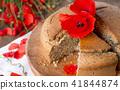 flowers, poppy, food 41844874