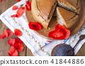 flowers, poppy, food 41844886