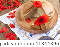 flowers, poppy, food 41844896