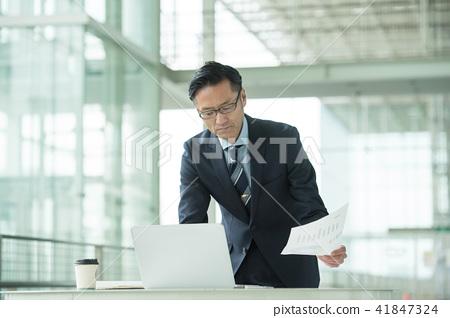 中間商人企業圖像 41847324