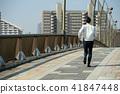 商人連續工人建築企業圖像 41847448