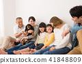 家庭 家族 家人 41848809