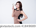 Woman Beauty Diet Concept RF Photos. Concept of healthy lifestyle for diet and fitness  464 41849689