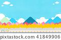 illustration, background, bicycle 41849906