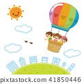 氣球 汽球 孩子 41850446