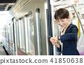 ขบวนรถไฟหญิงในเชิงพาณิชย์เดินทางไปด้วยความร่วมมือด้านการถ่ายภาพ: บริษัท รถไฟฟ้า Keio จำกัด 41850638
