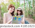 亚洲 亚洲人 女性 41851023