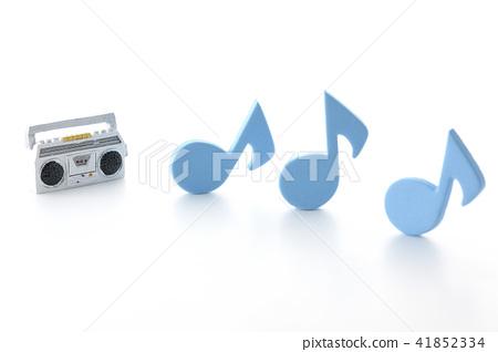 音乐 录放音机 收放机 41852334