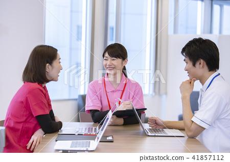 케어 매니저 서비스 담당자 회의 41857112