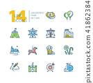 icon vector amusement 41862384