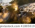 Epupa Falls on the Kunene River in Namibia 41865619