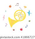 วัสดุ - เครื่องดนตรี (ฮอร์น) 41866727