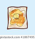 吐司 土司 麵包 41867495
