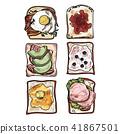 麵包 吐司 土司 41867501