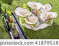 Fresh oyster 41870518