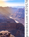 West rim of Grand Canyon 41870578