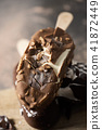 chocolate ice cream bars 41872449