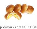 奶油麵包 奶油 卡士達 41873138