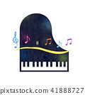 Musical Note, musical note, note 41888727