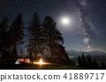 tent, night, camping 41889717