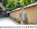 รูปภาพการเดินทางชายกลาง 41889878