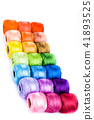 Colored threads for sewing 41893525