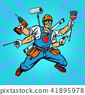 hand, worker, repairman 41895978