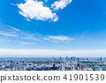 【도쿄】 도시 풍경 41901539