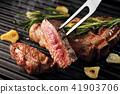 牛排 牛肉 肉 41903706