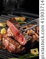 牛排 牛肉 肉 41903714