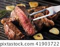 牛排 牛肉 肉 41903722