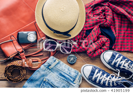 Travel Clothing accessories Apparel  for the trip 41905199