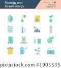 ไอคอน,ระบบนิเวศ,สีเขียว 41905335