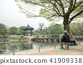 향원정, 연못, 뒷모습 41909338