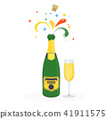 champagne beverage alcohol 41911575