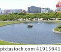 june, summer, pond 41915641