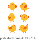 chick character vector design 41917216