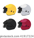 helmet vector collection design 41917224