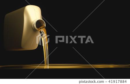 Oil Diesel Automotive Motor 41917884