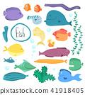 ปลา,ใต้น้ำ,อควาเรียม, 41918405