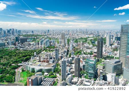 東京風景·市中心·新宿池袋六本木 41922892