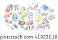 Disaster emergency carry-out goods Various 41923018