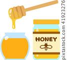 꿀, 벌꿀, 병 41923276