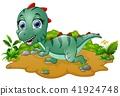 character, dino, dinosaur 41924748