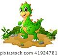 character, dino, dinosaur 41924781
